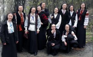 Schwesterngruppe Ukraine