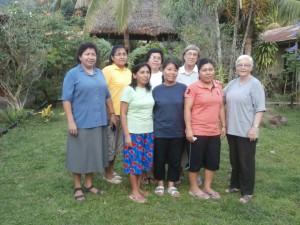 Schwesterngruppe - Bolivien