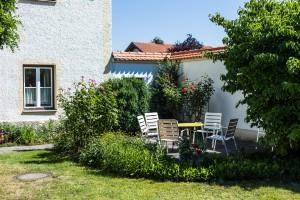 Garten Kloster St.Theresia