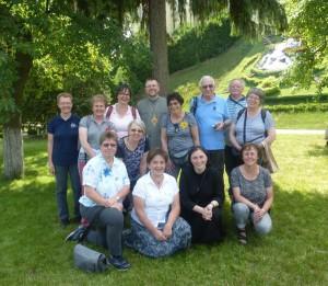 U-9 Gruppe mit WB Lviv