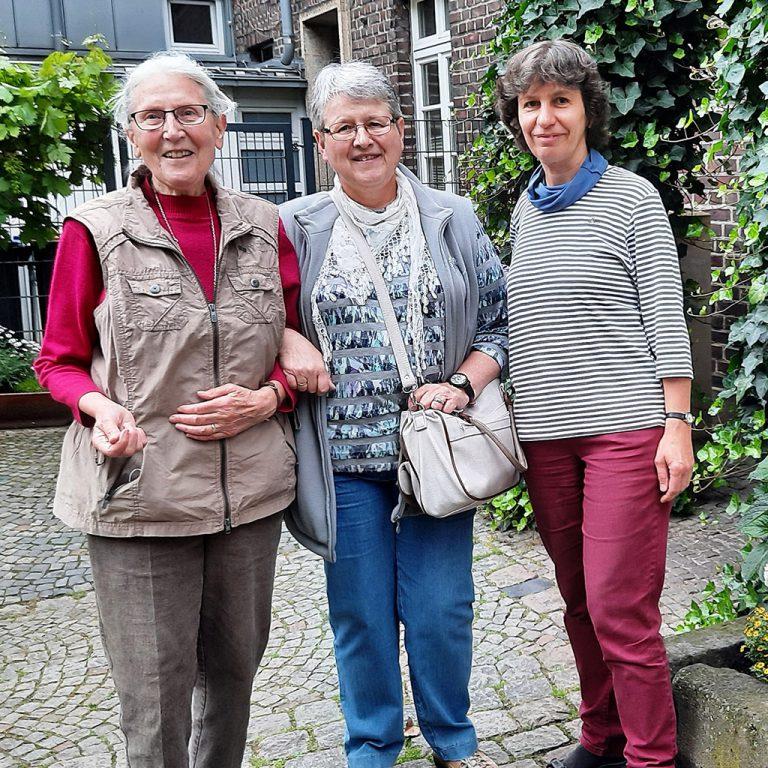 Missionsschwestern in Bochum